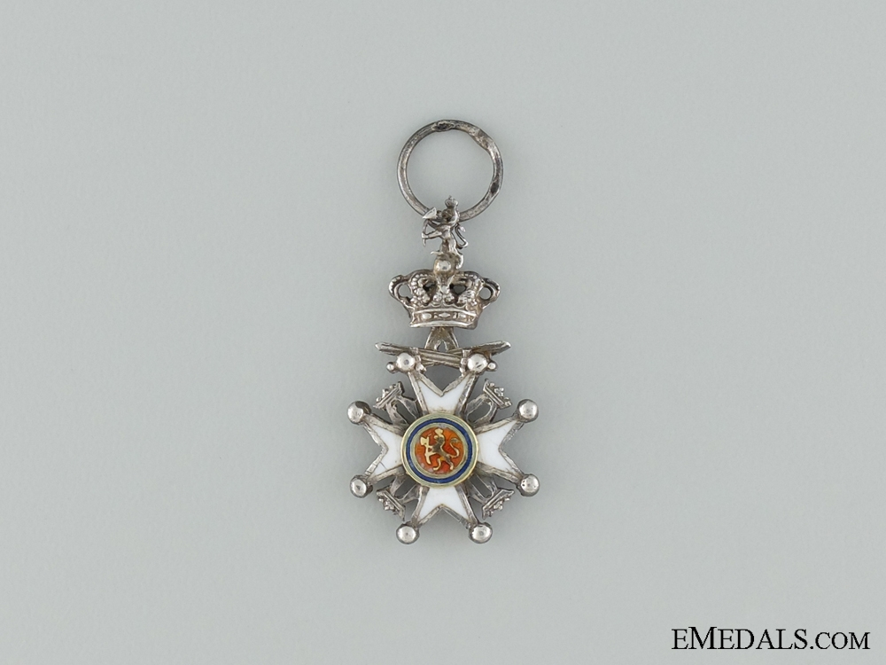 eMedals-The Royal Norwegian Order of St. Olav with Swords; Type II