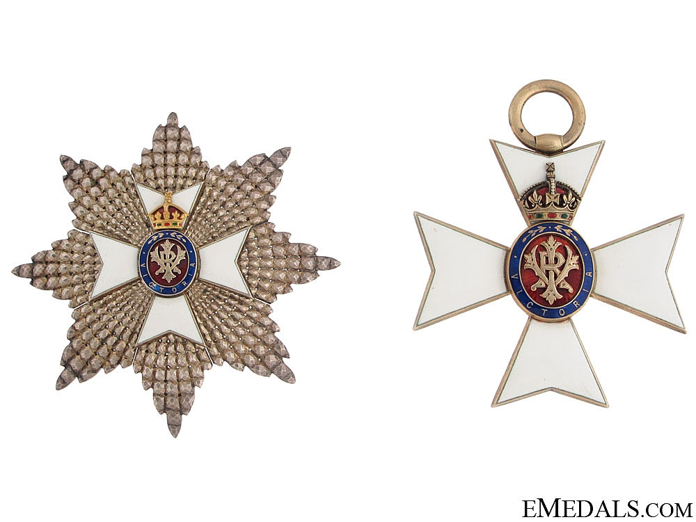 eMedals-The Royal Victorian Order, G.C.V.O.