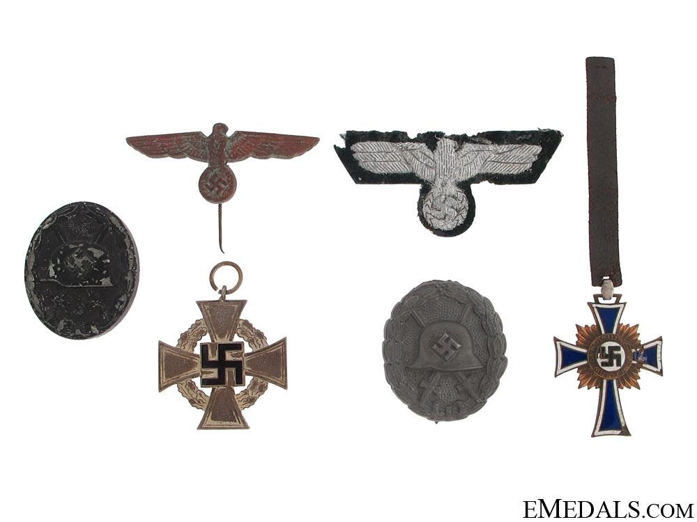 eMedals-Third Reich Period Insignia & Awards