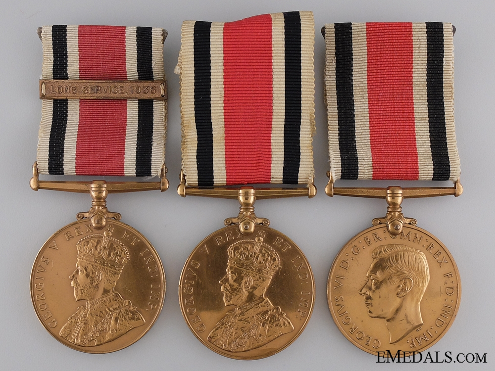 eMedals-Three British Special Constabulary Long Service Medals