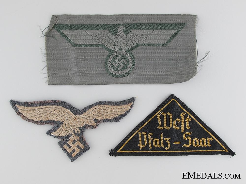eMedals-Three Cloth Items