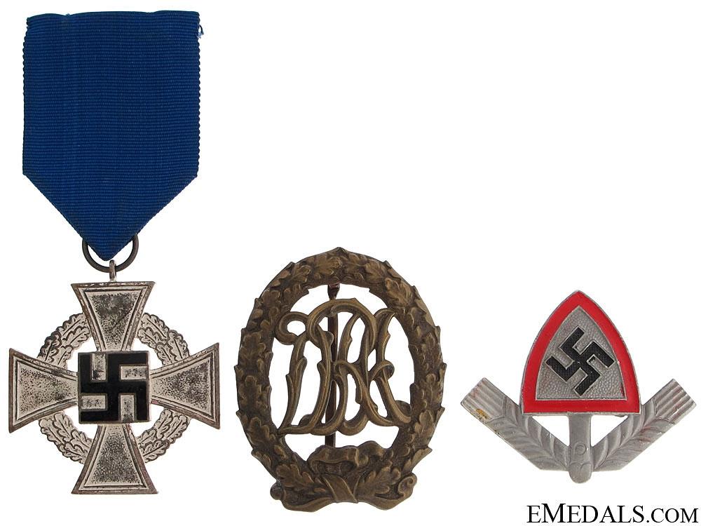 eMedals-Three German Awards