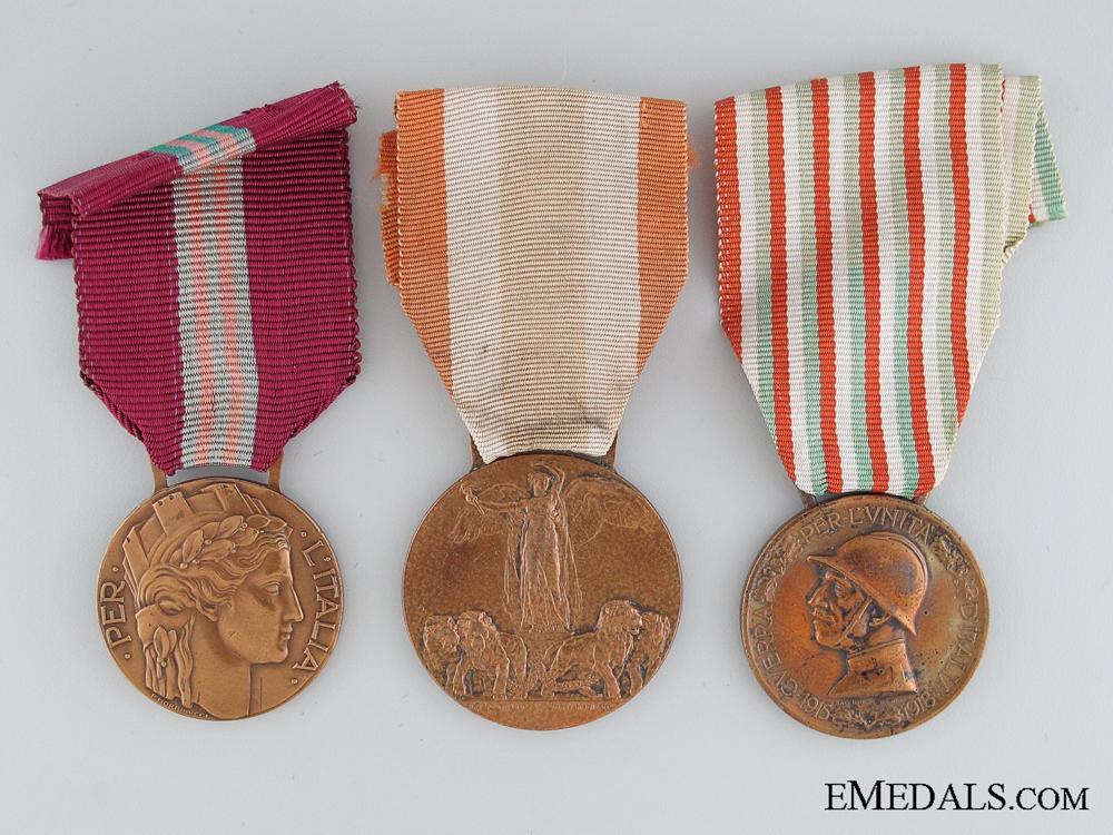 eMedals-Three Italian Medals