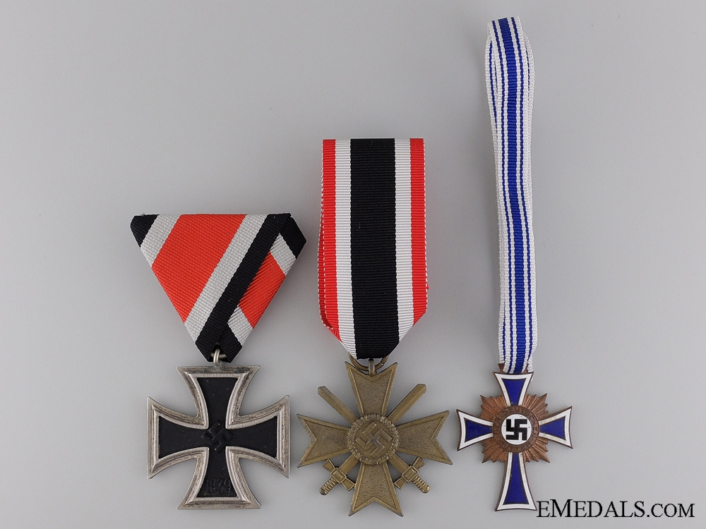 eMedals-Three Third Reich Awards