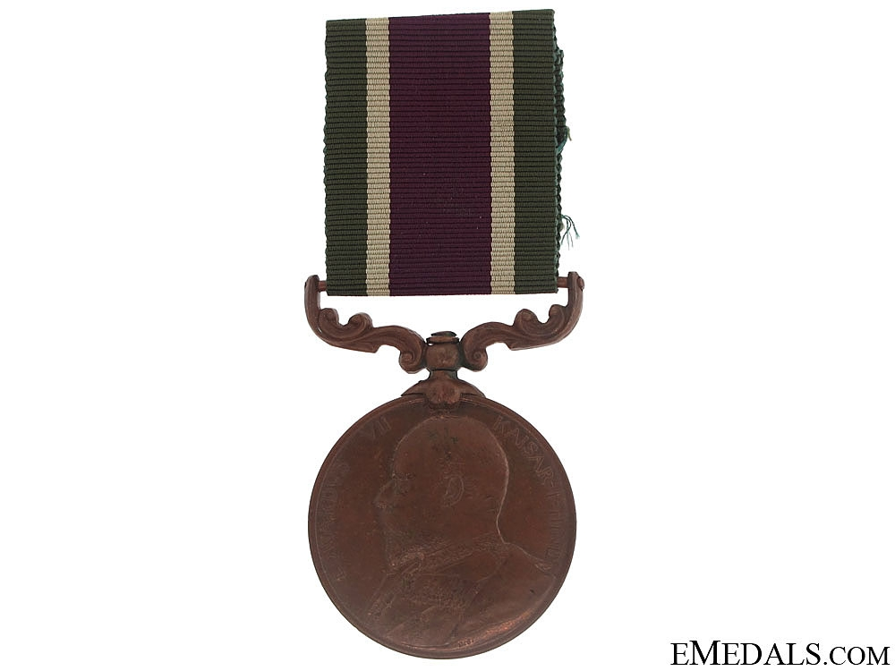eMedals-Tibet Medal - Supply and Transport Corps