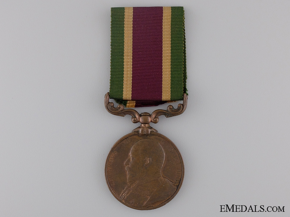 eMedals-Tibet Medal to the Supply and Transport Corps