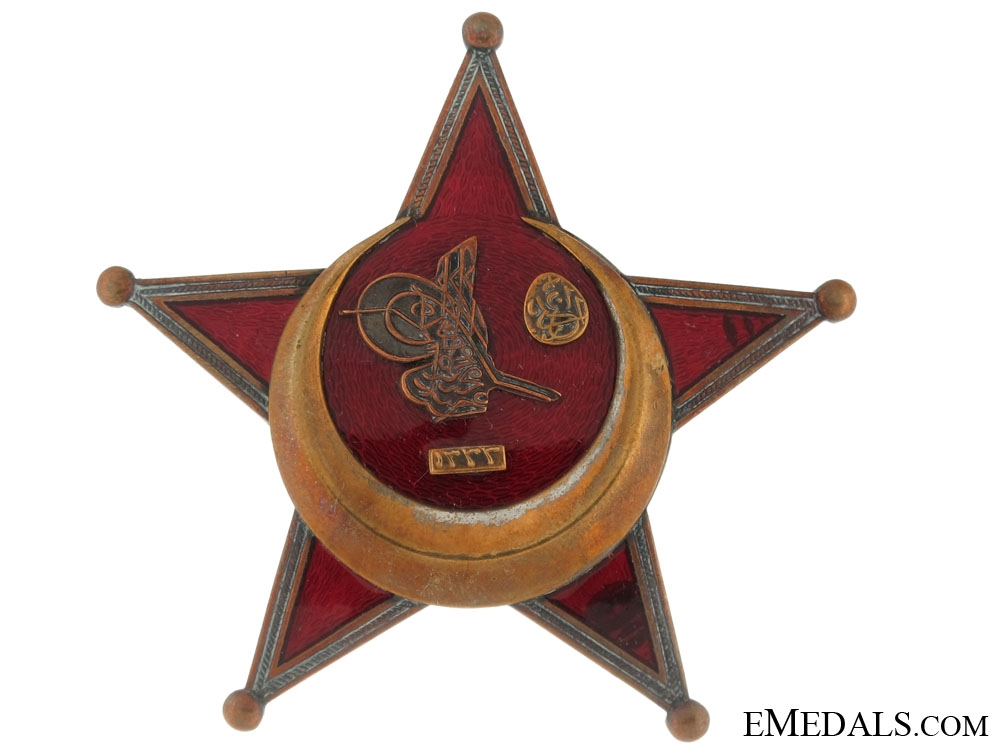 eMedals-Harp Madalyasi (Gallipoli Star)