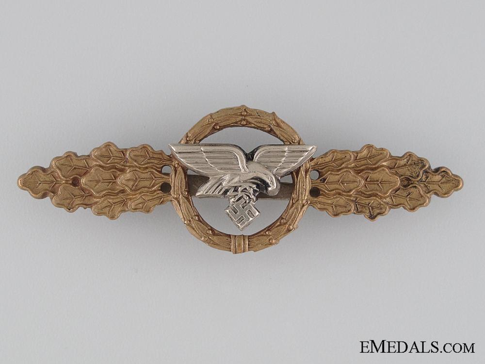 eMedals-Transport Squadron Clasp; Gold Grade