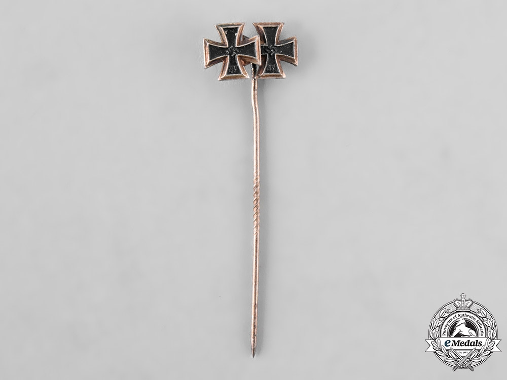 eMedals-Germany, Wehrmacht. A 1939 Iron Cross Stick Pin