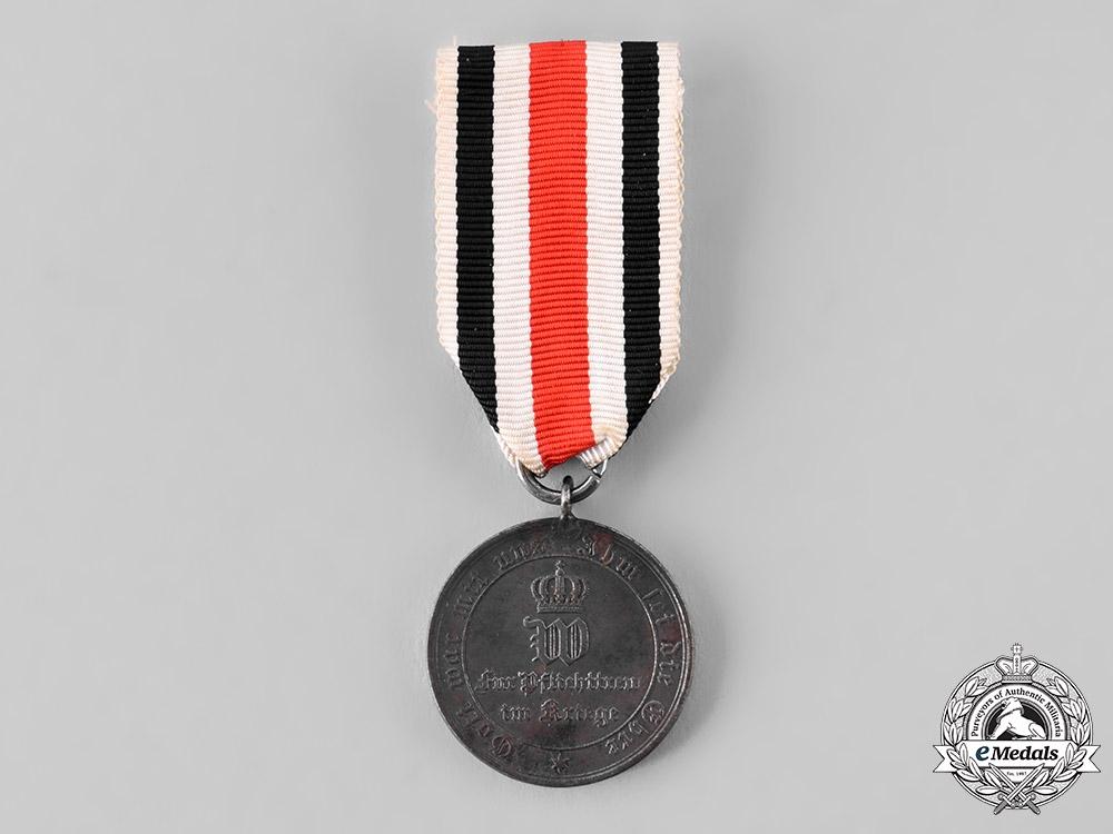 eMedals-Prussia, Kingdom. A War Merit Medal 1870/71