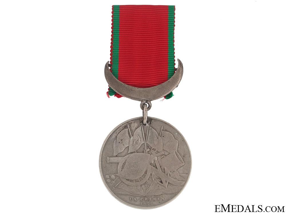 eMedals-Turkish Crimea Medal
