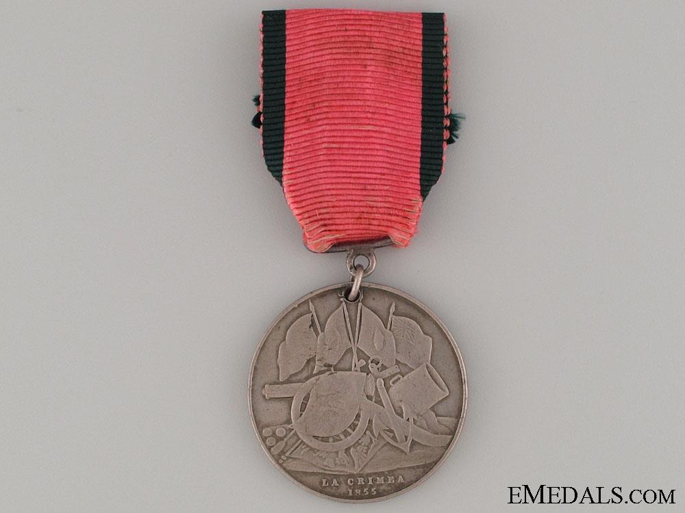 eMedals-Turkish Crimea Medal - 17th Regiment