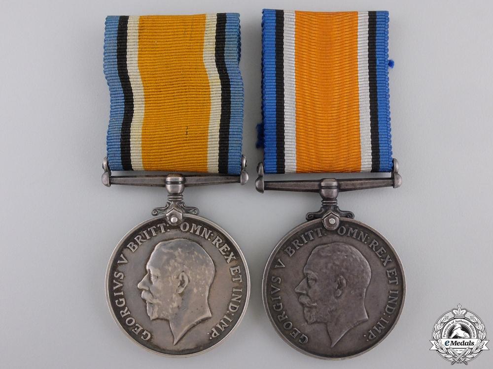eMedals-Two First War British War Medals