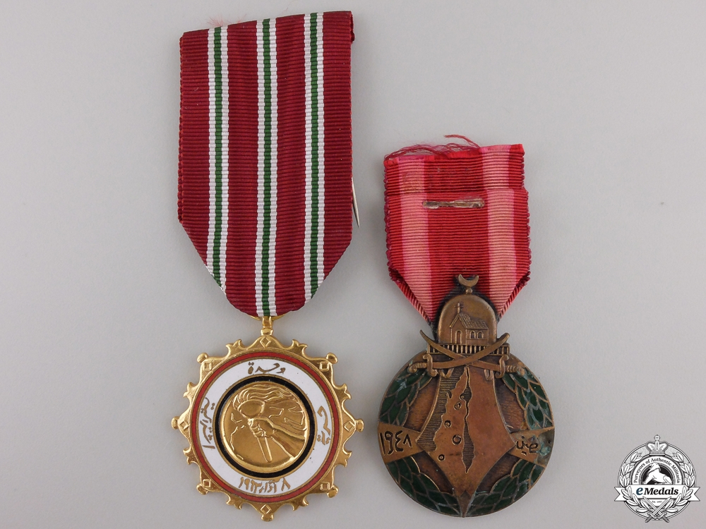 eMedals-Two Syrian Orders and Medals