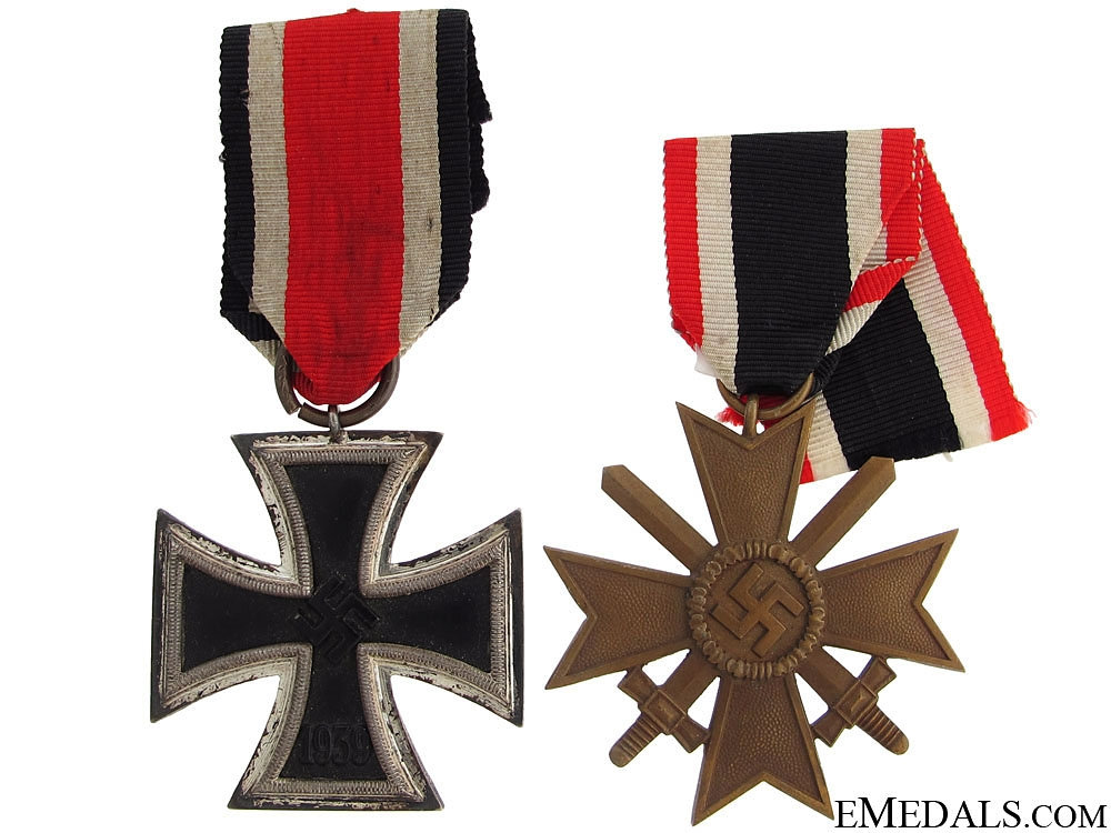 eMedals-Two Third Reich Awards