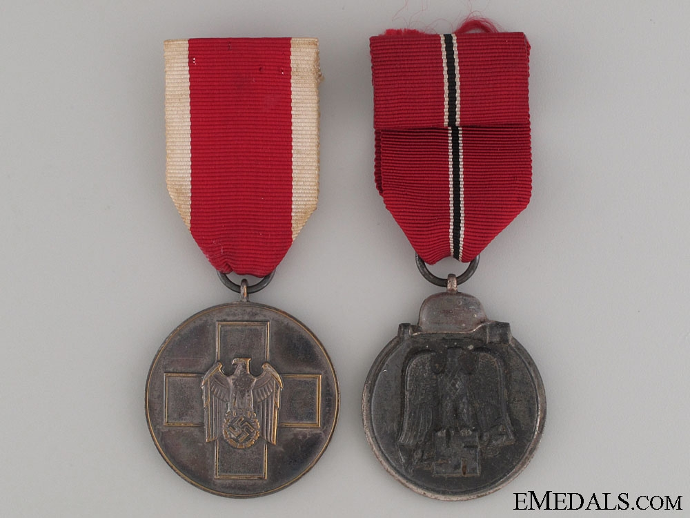eMedals-Two Third Reich Medals