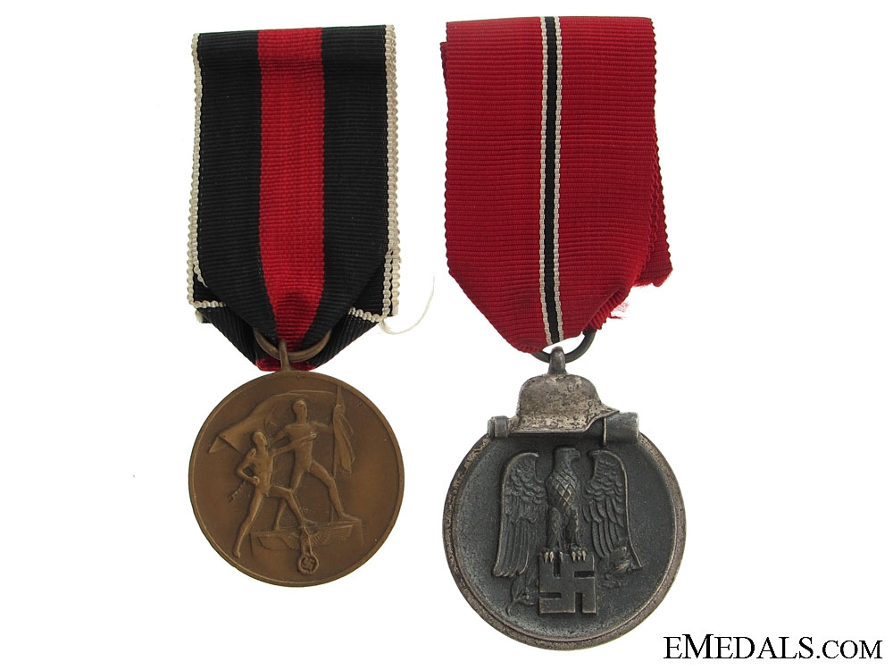 eMedals-Two WWII German Awards