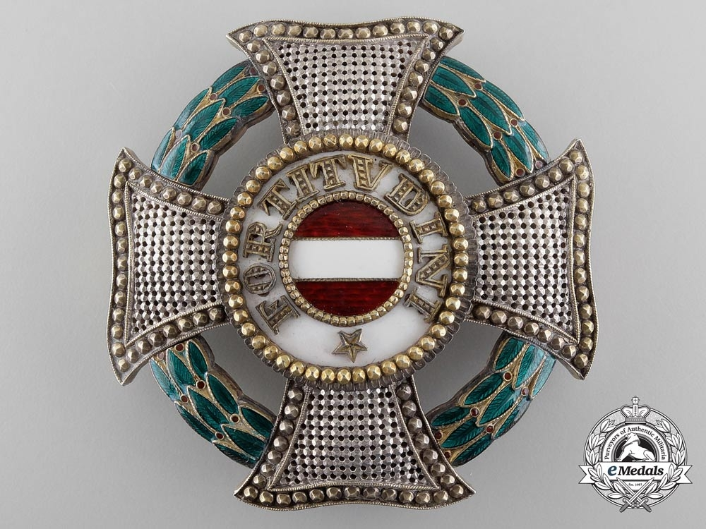 eMedals-An Austrian Military Order of Maria Theresa; Grand Cross Star