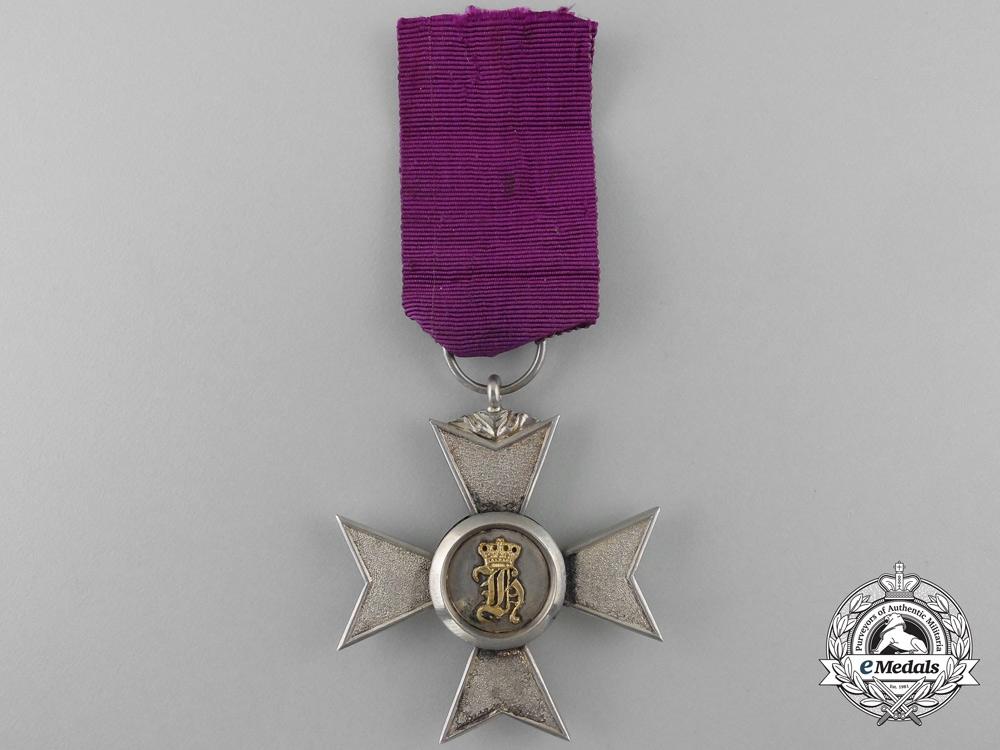 eMedals-A Reuss Fourth Class Honour Cross