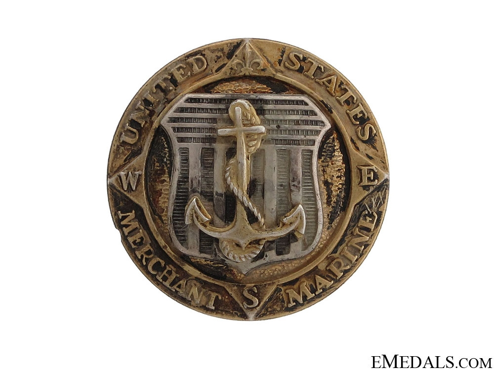 eMedals-United States Merchant Marine Badge