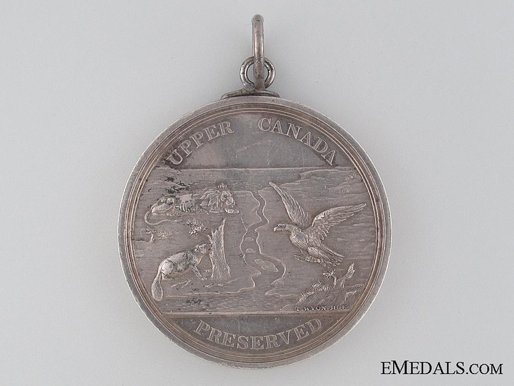 eMedals-Upper Canada Preserved Medal