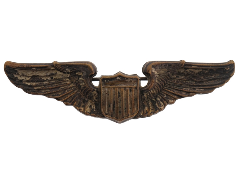 eMedals-WWII Army Air Force Pilot Wings