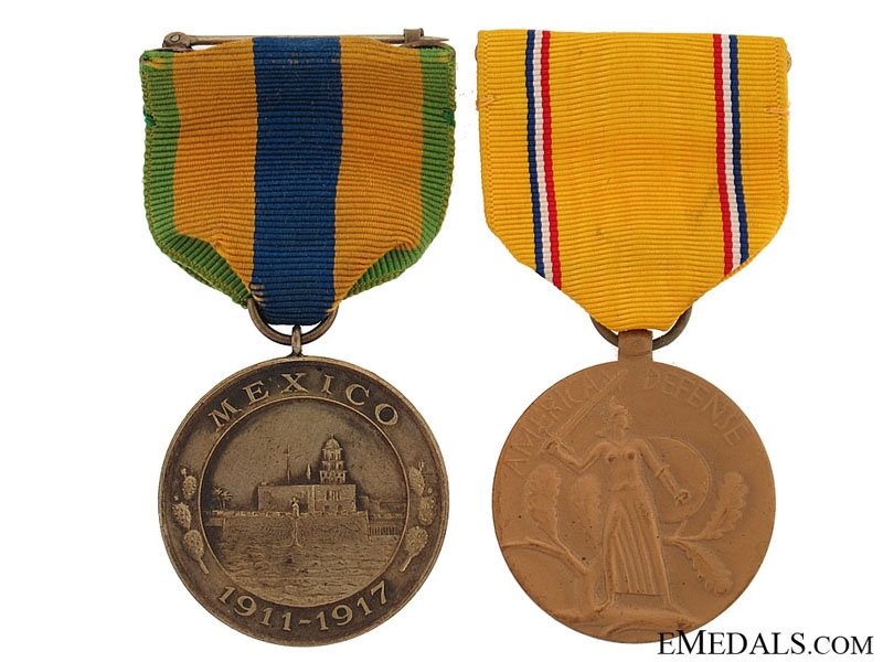 eMedals-Two American Medals
