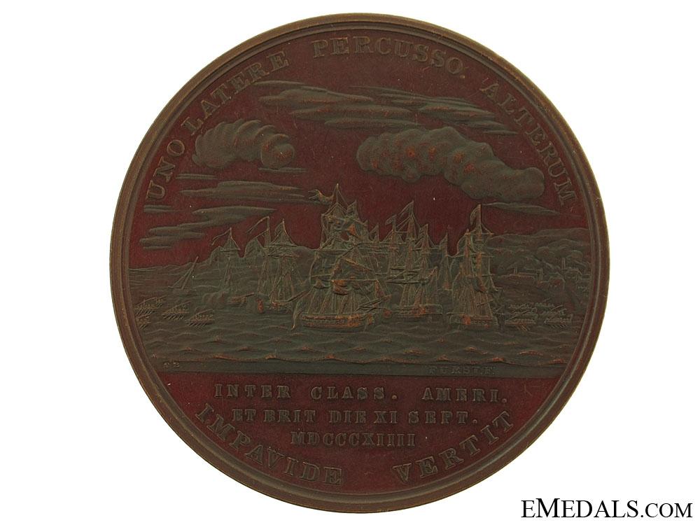 eMedals-Bronze Naval Medal Lieutenant Stephen Cassin