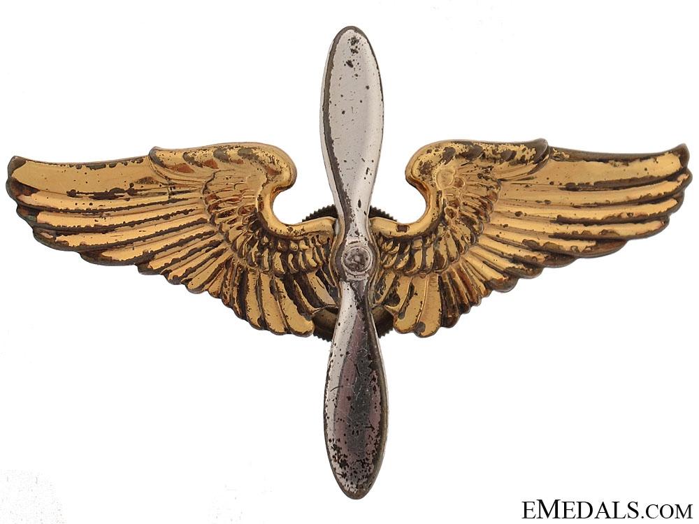 eMedals-Army Air Corps Cadet Visor Cap Wing