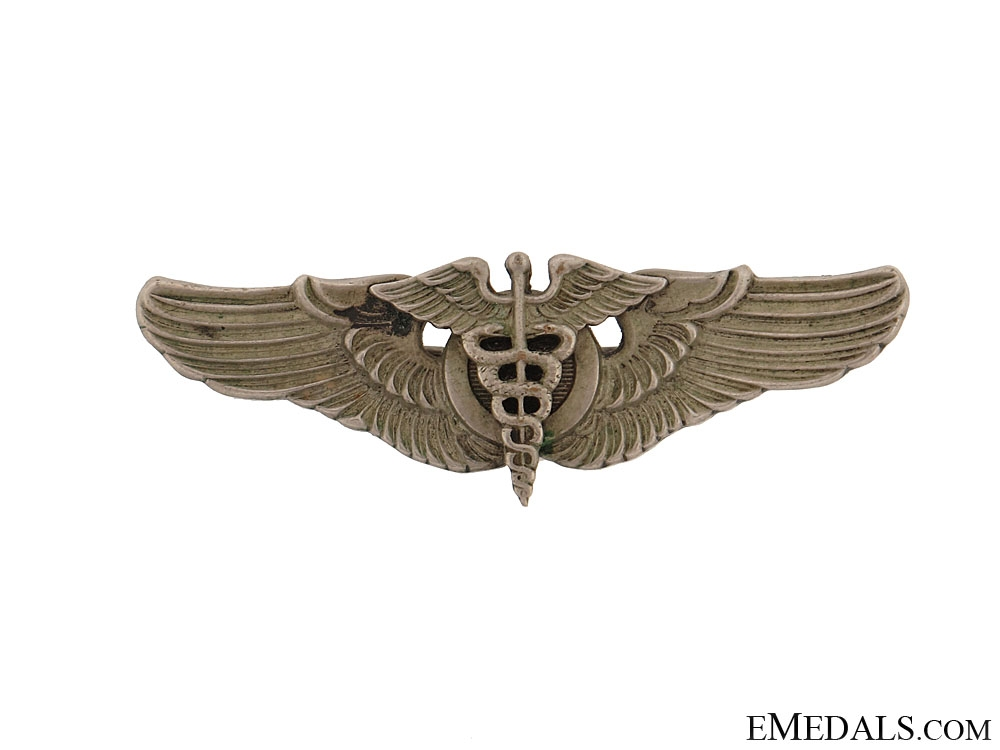 eMedals-USAAF Early-WWII Flight Surgeon Shirt-Size Wing