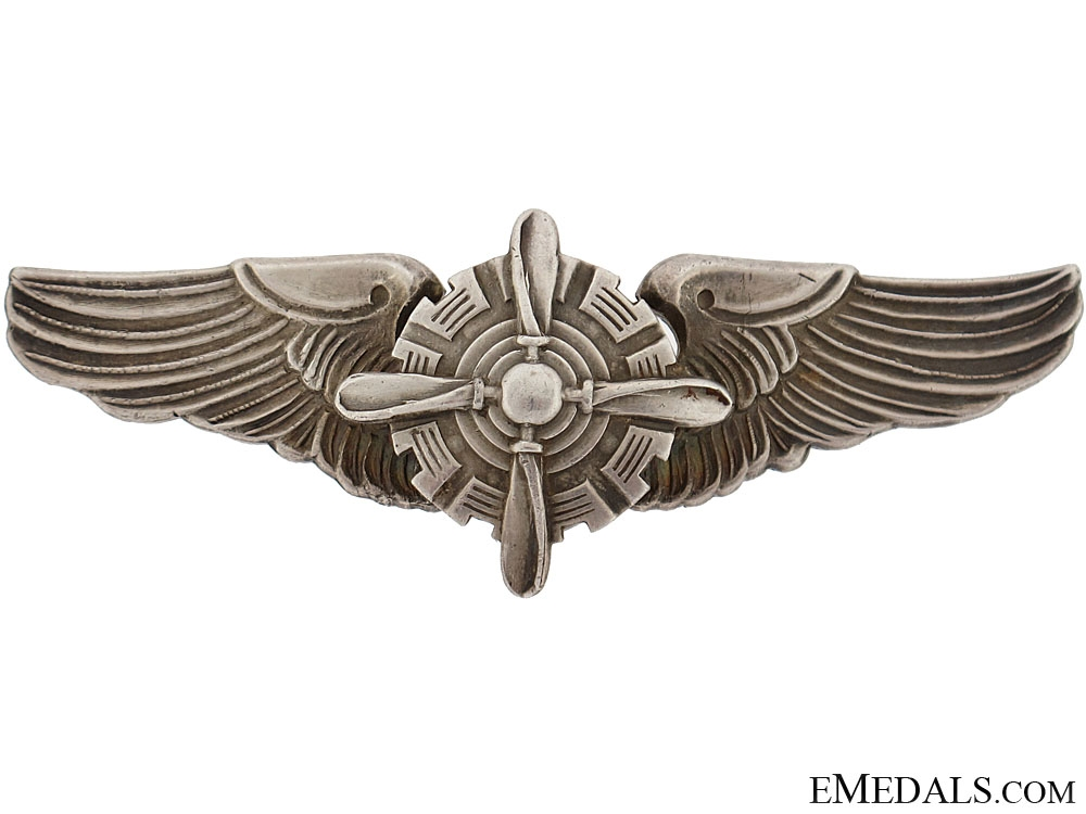eMedals-U.S. Army Air Force - Flight Engineer Wing