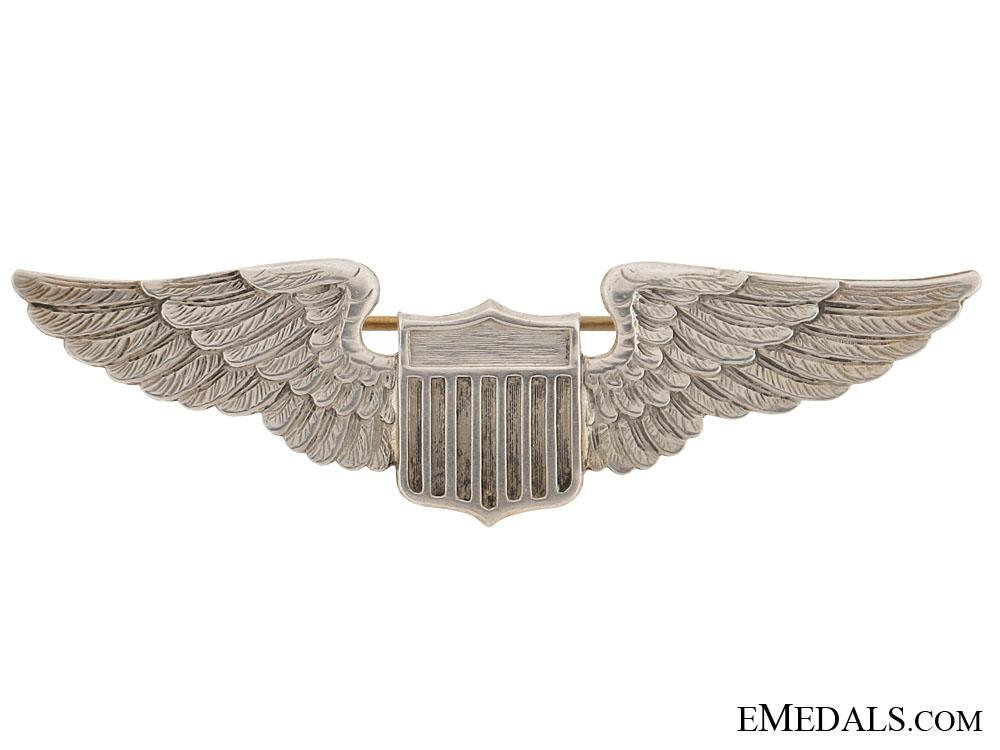 eMedals-1920's Pilots Wing