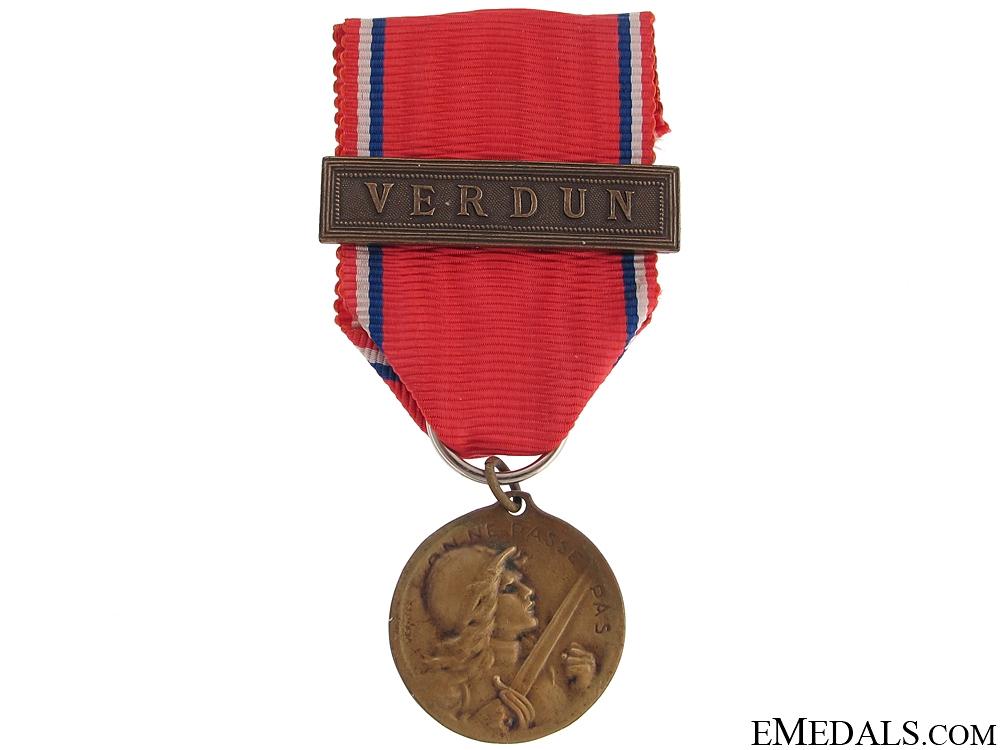 eMedals-Verdun Medal