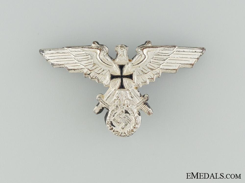 eMedals-Veteran's Cap Eagle