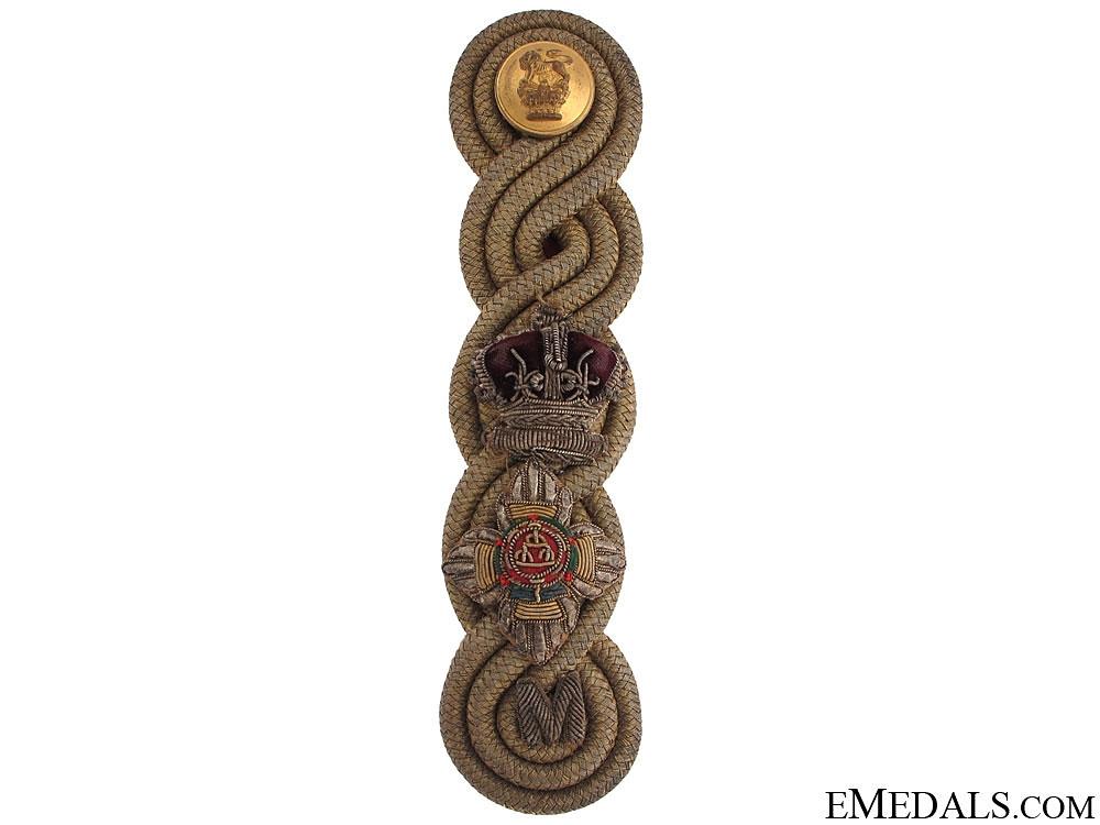 eMedals-Victoria Era Shoulder Board