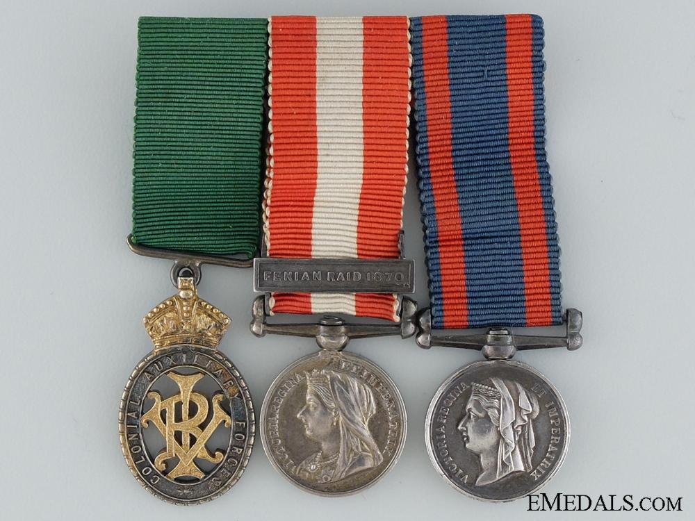eMedals-Victorian Era Miniatures TO Lieut.-Colonel J.M. Delamere