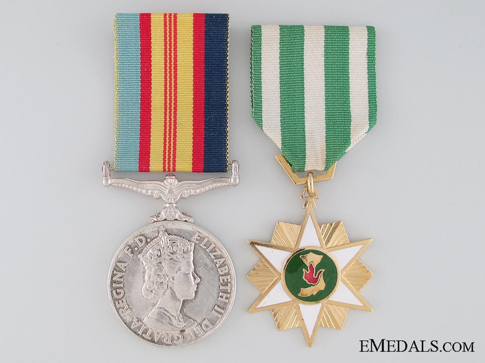 eMedals-Australian Vietnam War Pair
