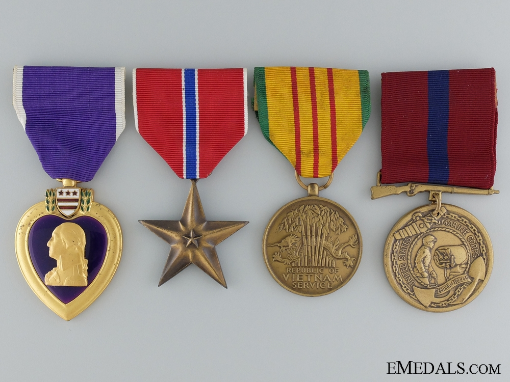 eMedals-Vietnam War United States Marine Corps Group   485