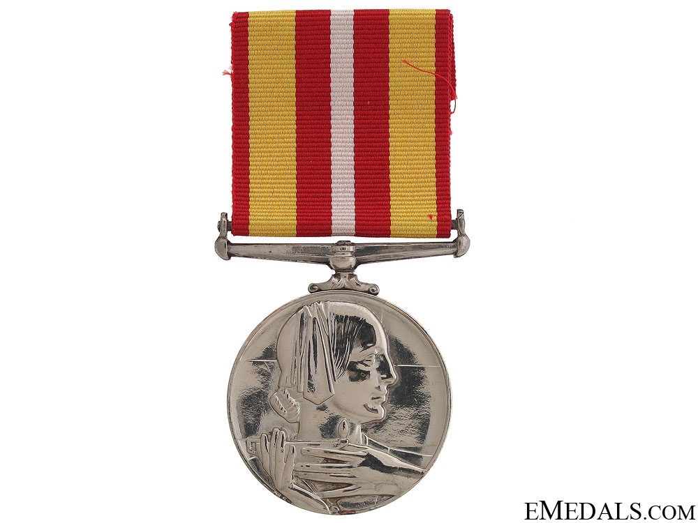 eMedals-Voluntary Medical Service Medal