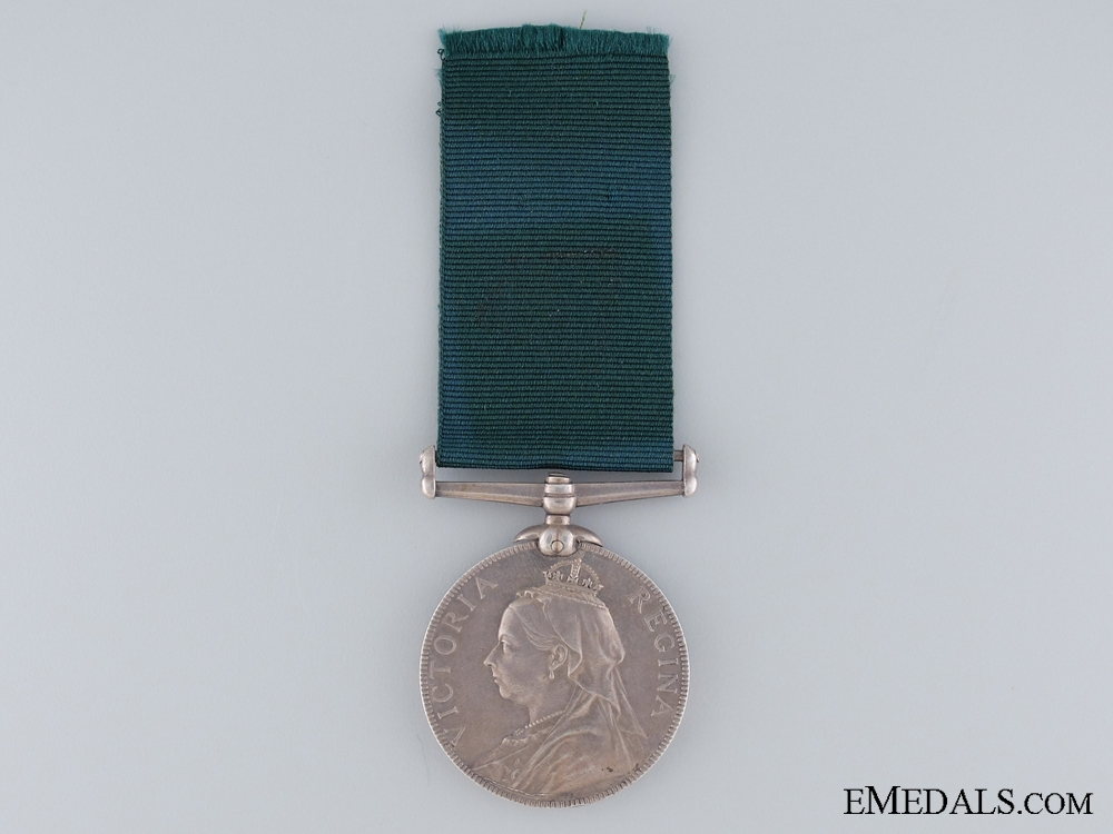 eMedals-Volunteer Long Service and Good Conduct Medal to the 3rd Lanark Rifle Volunteers
