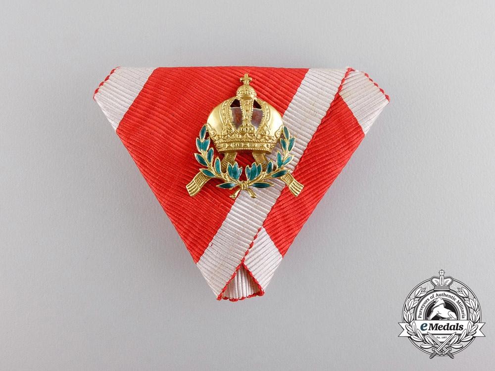 eMedals-An Austrian Miniature Order of Leopold