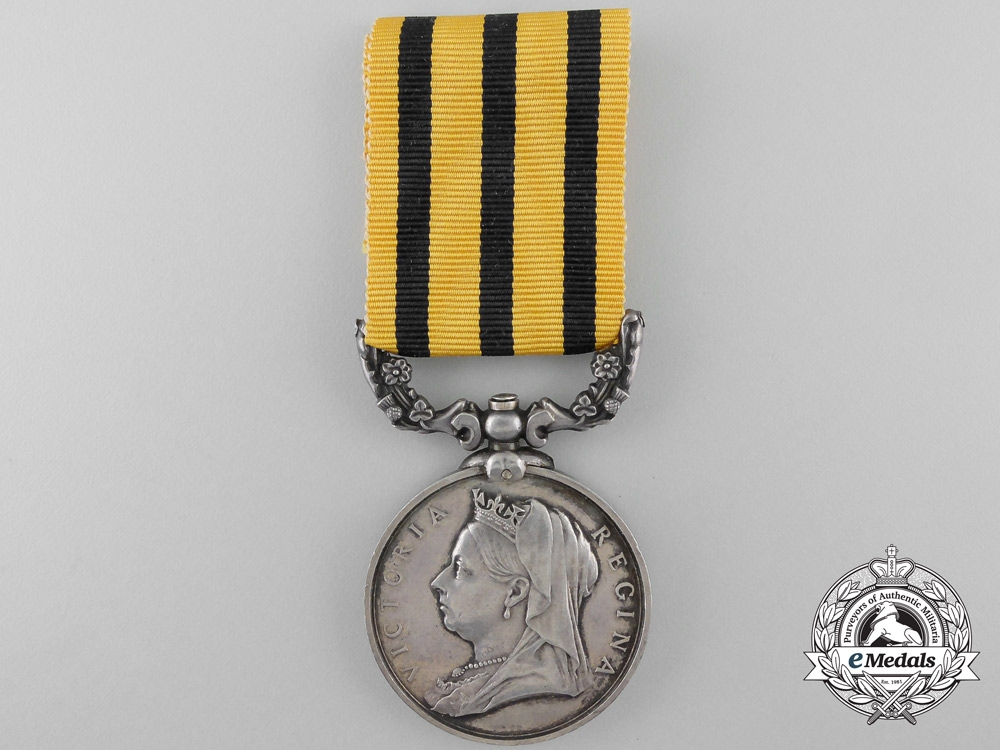 eMedals-A South Africa Company's Medal to the British South Africa Police
