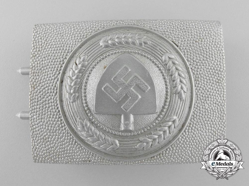 eMedals-Germany. An RAD (Reichsarbeitsdienst) Enlisted Man's Belt Buckle