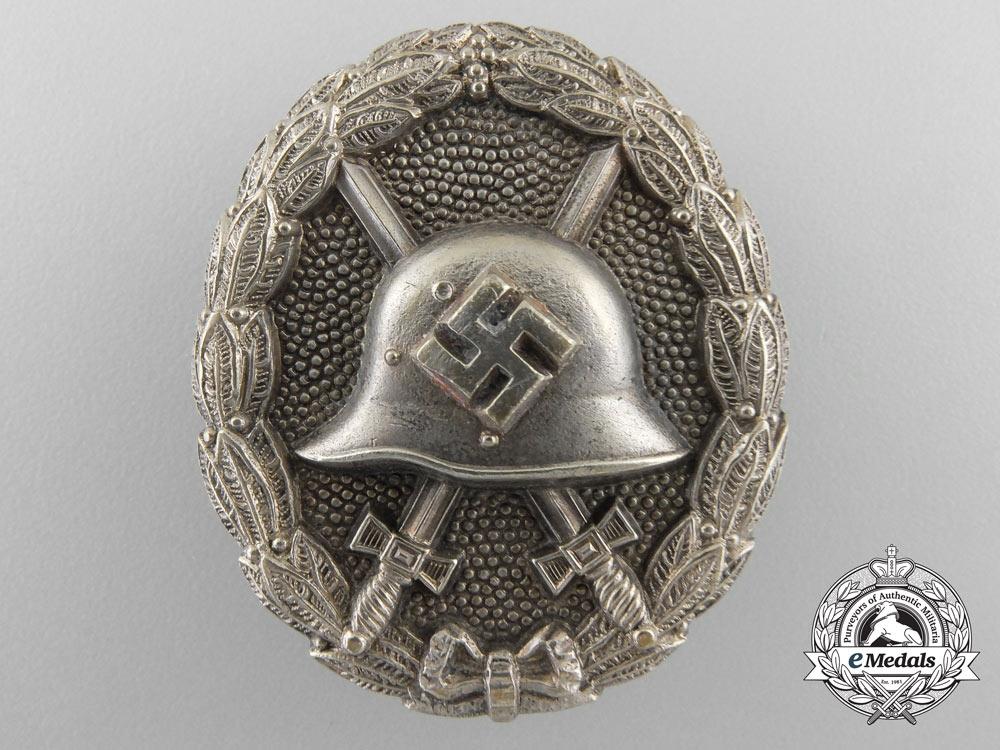 eMedals-A Legion Condor Wound Badge; Silver Grade