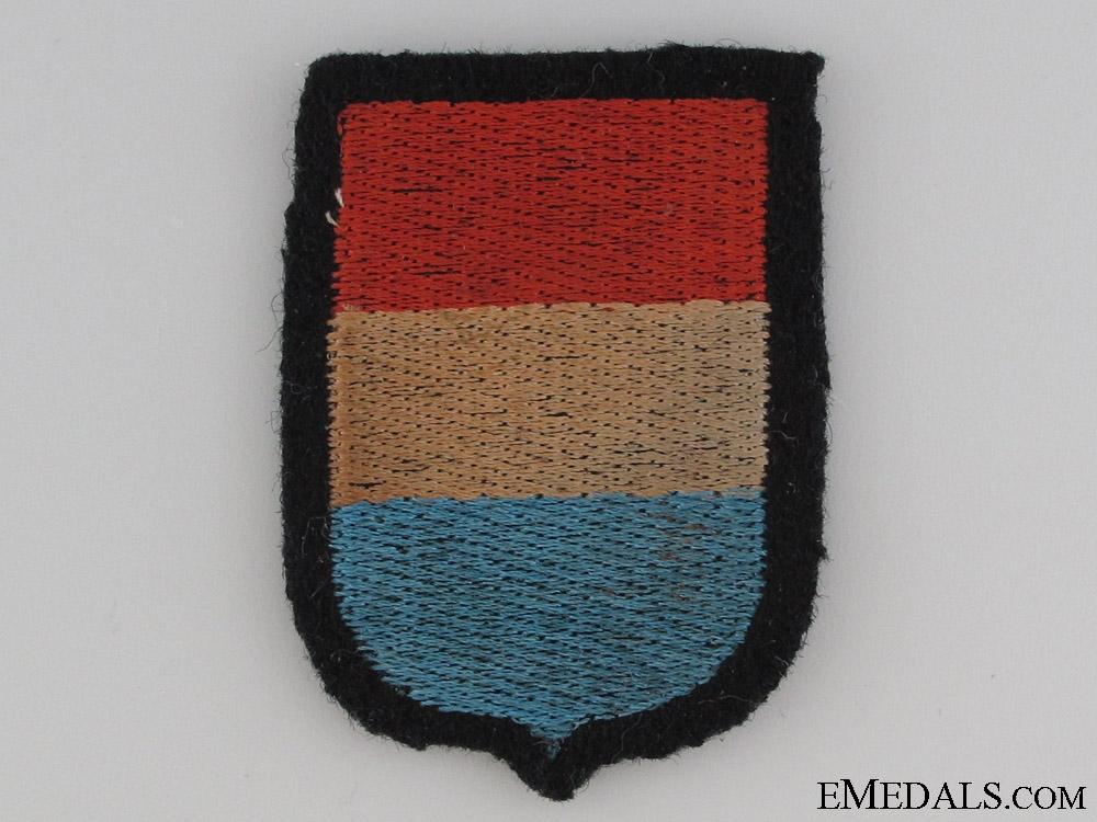 """eMedals-Waffen-SS Dutch Volunteer""""¢¯s Sleeve Shield"""