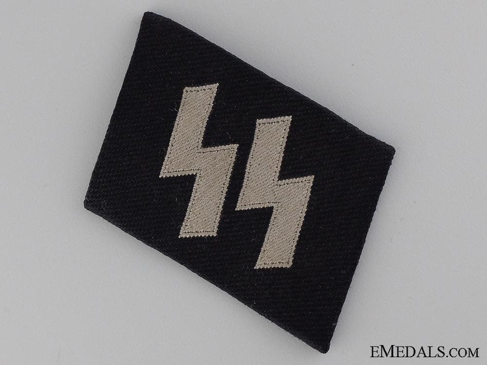 eMedals-Waffen-SS EM/NCOs BeVo Runic Collar Tab