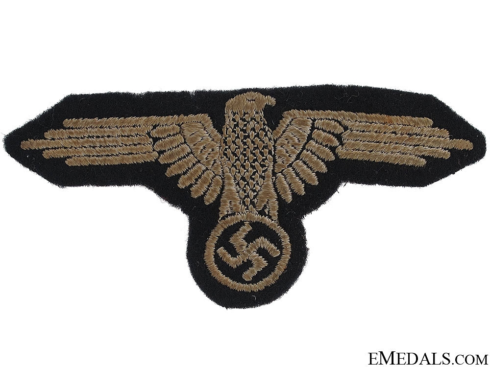 eMedals-Waffen-SS Sleeve Eagle