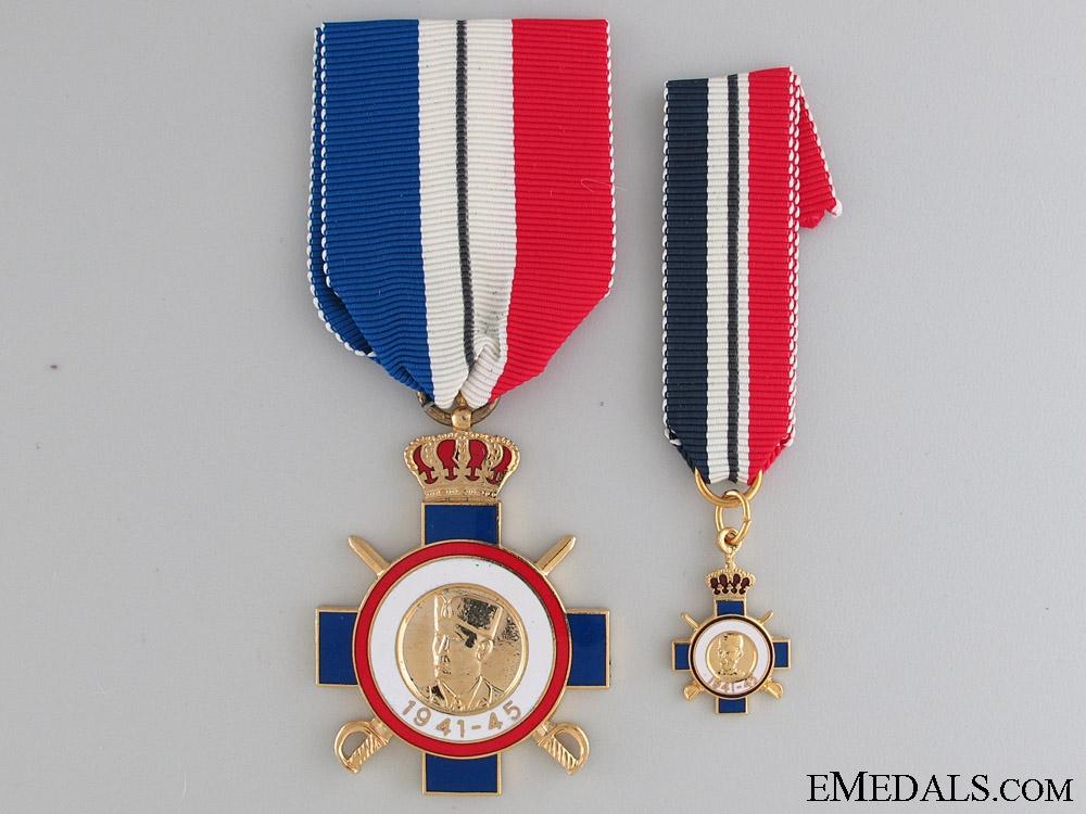 eMedals-War Commemorative Cross 1941-1945