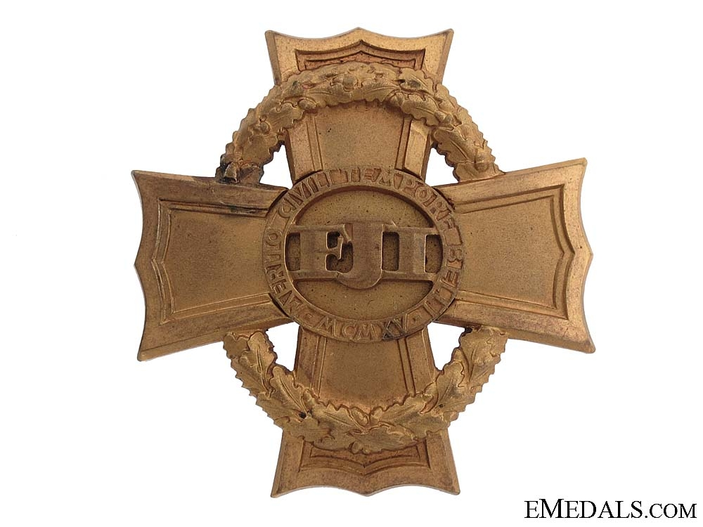 eMedals-War Cross for Civil Merit - Fourth Class