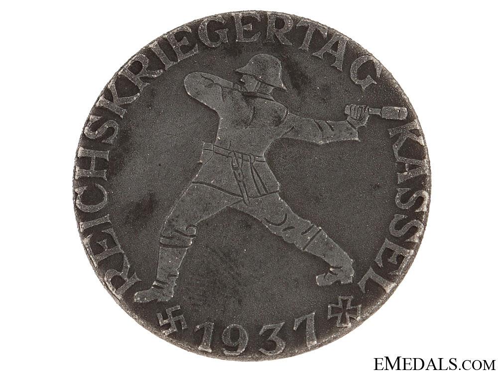 eMedals-War Days Tinnie, Kassel, 1937